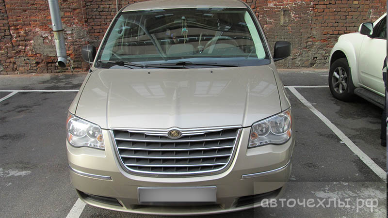авточехлы на Chrysler Town Country 6