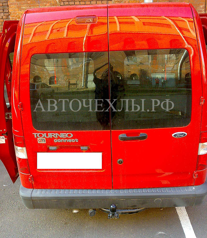 авточехлы на Ford Tourneo Connect 5