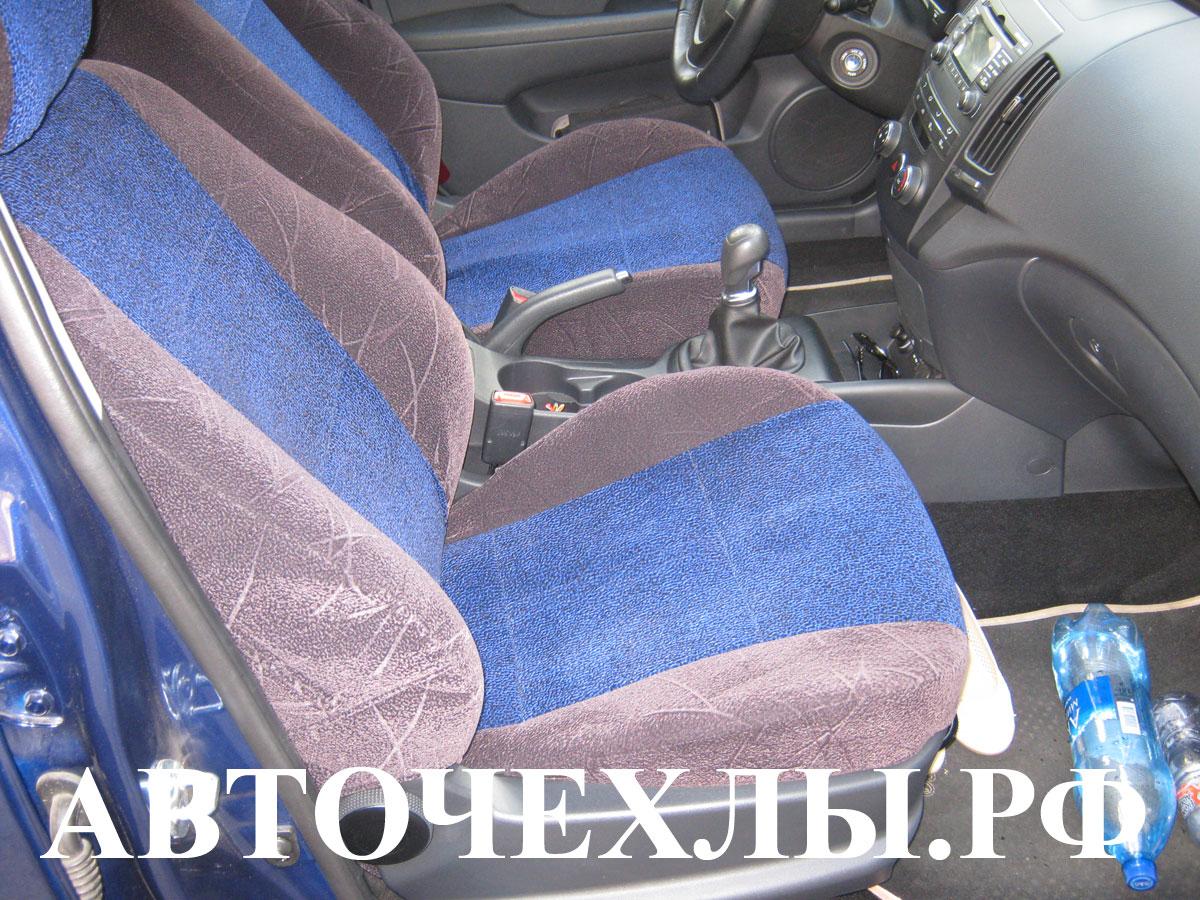 Авточехлы на Hyundai i30