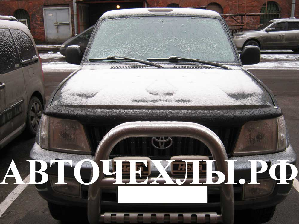 авточехлы на Toyota Land Cruiser 15