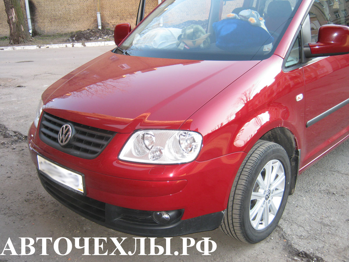 авточехлы на Volkswagen Caddy 1