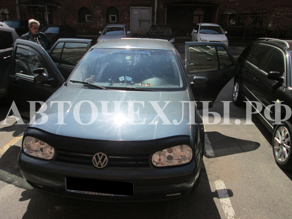 авточехлы на Volkswagen Golf 13