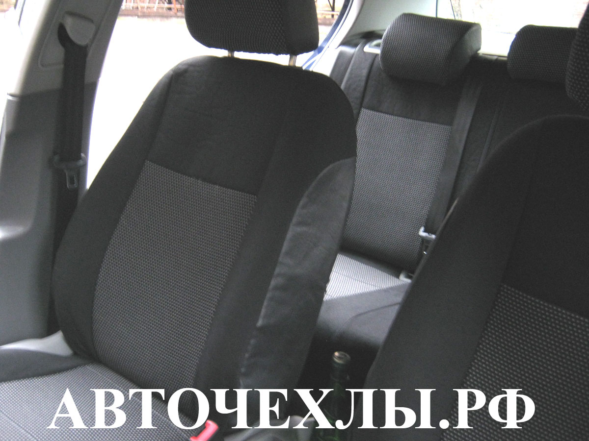 авточехлы на Volkswagen Golf 2