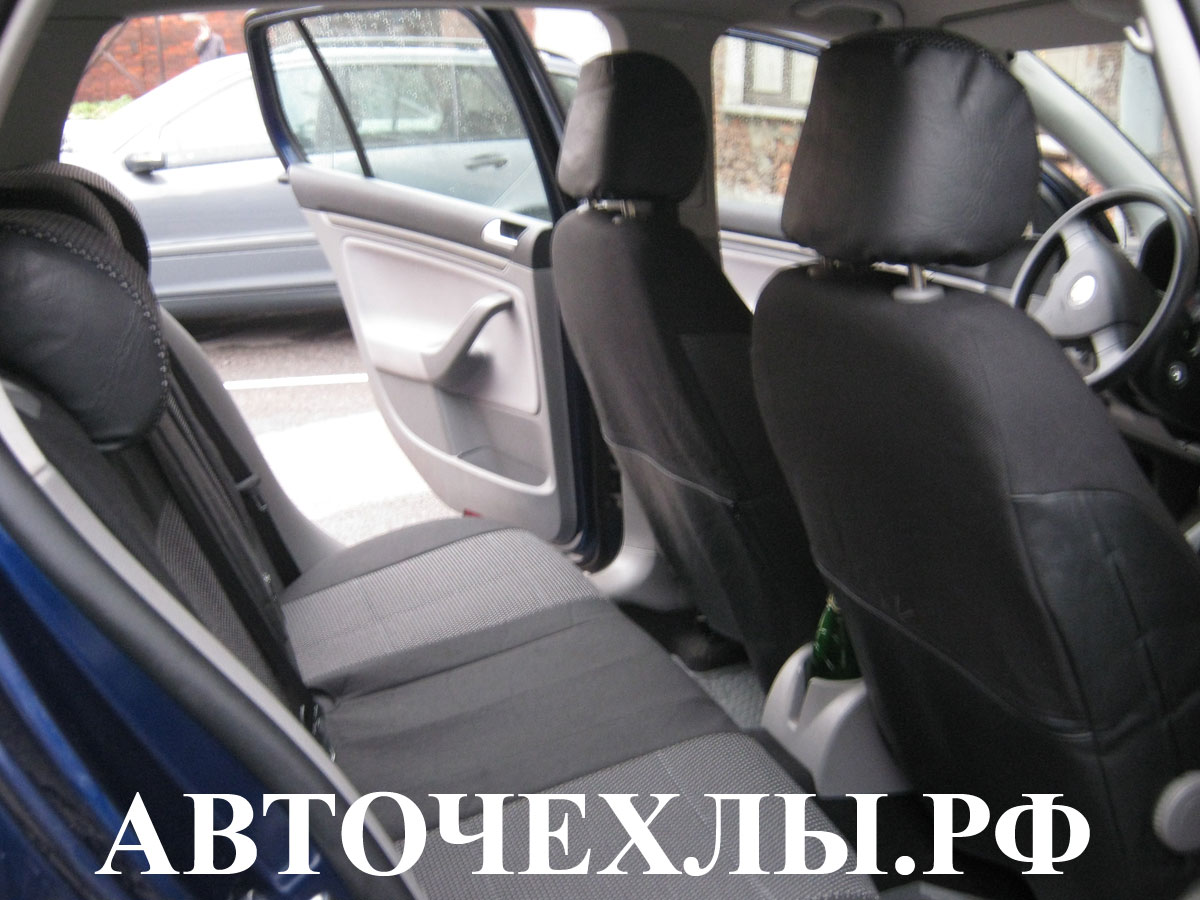 авточехлы на Volkswagen Golf 3