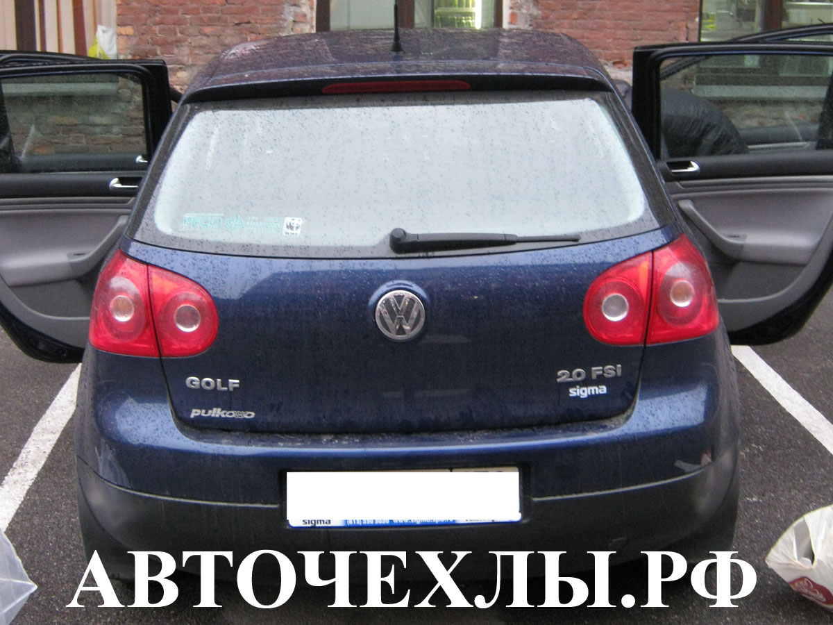 авточехлы на Volkswagen Golf 4